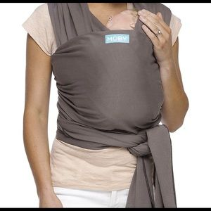 Moby Slate Baby Carrier Sling